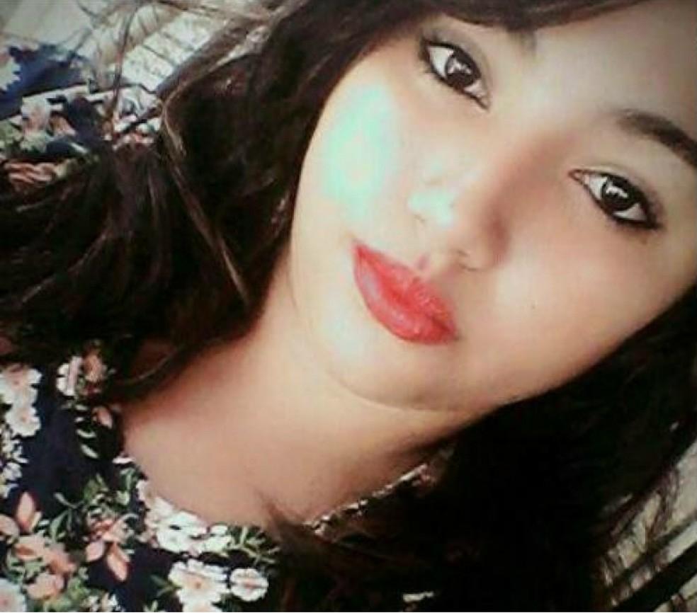 Katia Marcelino não resistiu e morreu no hospital (Foto: Divulgação/Polícia Civil)