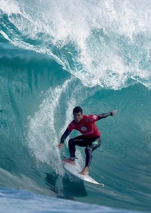 Adriano de Souza Mineirinho Margaret River mundial de surfe (Foto: Divulgação/WSL)