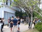 Estudantes são surpreendidos por adiamento do Enem em Florianópolis