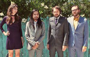 Começando a pensar em disco novo, Silversun Pickups estreia no Brasil no Lollapalooza