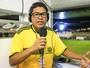 Radialista, presidente do ASA narra gol do time na vitória contra o CRB; ouça