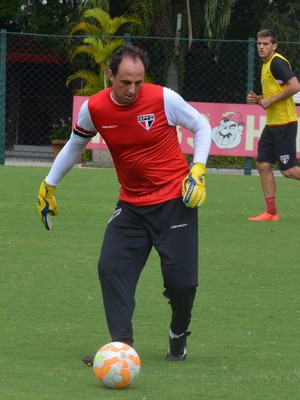 Rogério Ceni São Paulo (Foto: site oficial / saopaulofc.net)