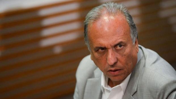 O governador do Rio de Janeiro, Luiz Fernando Pezão (PMDB) (Foto: Fernando Frazão/Agência Brasil)