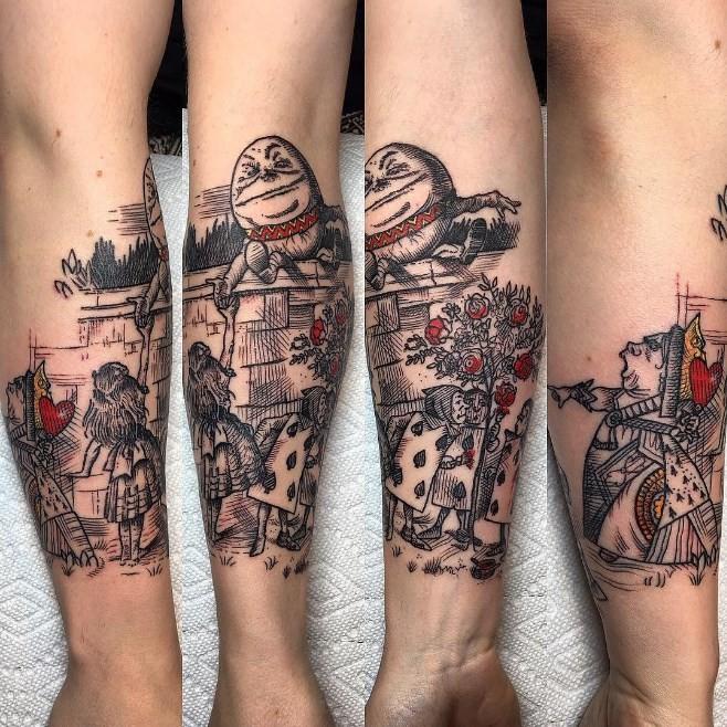 Listamos 25 Tatuagens Para Você Se Inspirar No Universo Surreal De