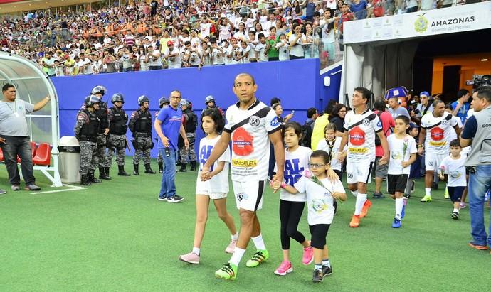 Amigos do José Aldo x Amigos do Ronnys Torres (Foto: Mauro Neto/Sejel)