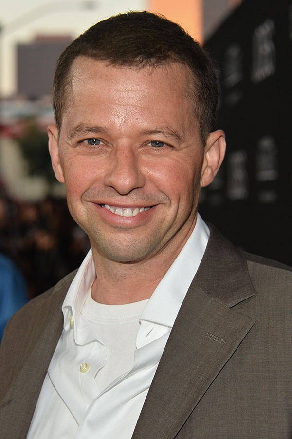 Jon Cryer - 16 de abril (Foto: Getty Images)