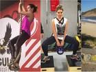 Monique Alfradique revela rotina de beleza para ter cinturinha de 60cm