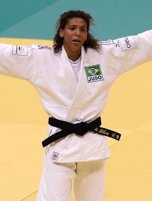 Mundialito de Judô Rafaela Silva (Foto: Getty Images)
