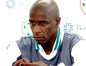 Cleison Edson jogador acusado de agressão (Foto: Futura Press)