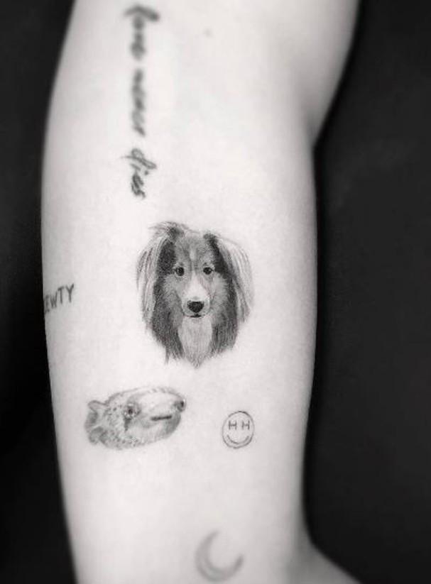 Tatuagens dos famosos (Foto: Reprodução)