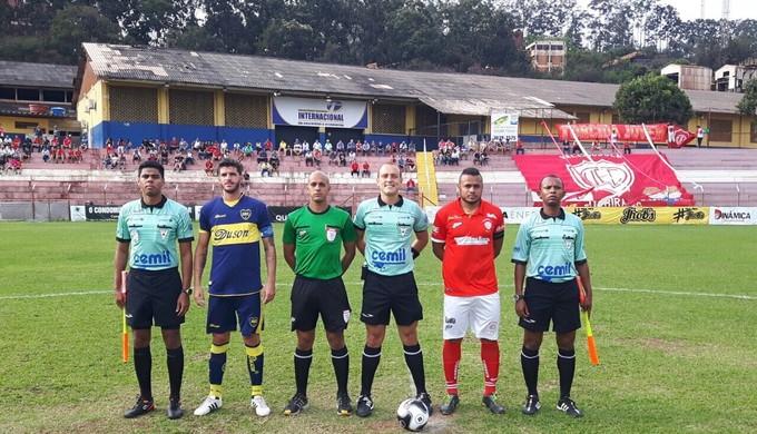 Jacutinga vence o Valeriodoce fora de casa na Segundona do Mineiro (Foto: Federação Mineira de Futebol)