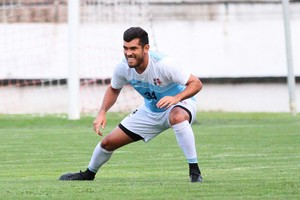 Fernando Gabriel Santa Cruz (Foto: Marlon Costa / Pernambuco Press)