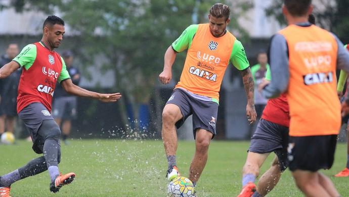 Rafael Moura Figueirense (Foto: Luiz Henrique/Figueirense FC)