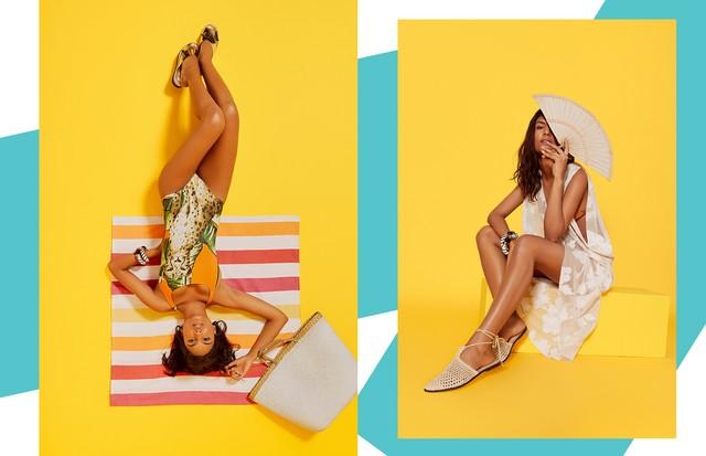 A.Brand lanca linha Blue: a primeira com beachwear completo (Foto: Divulgação)