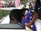 Viúva diz que Trump esqueceu nome de soldado em telefonema