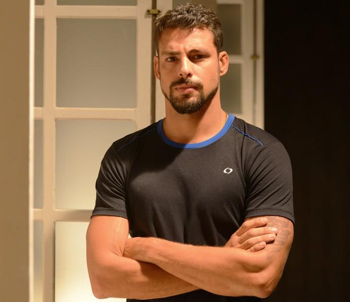 Cauã Reymond acredita que Juliano amadureceu muito ao longo da trama (Foto: Pedro Carrilho/Gshow)