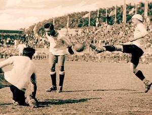 Friedenreich Copa América (Foto: Reprodução)