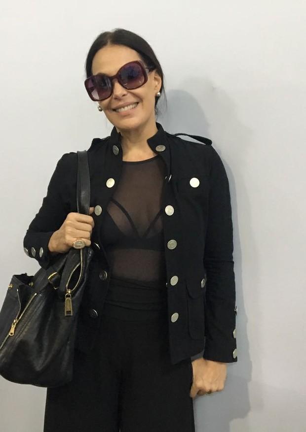 Carolina Ferraz (Foto: Renata Garcia)