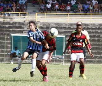 Flamengo x Grêmio, sub-15, Votorantim (Foto: Marcos Ferreira / Secom Votorantim)