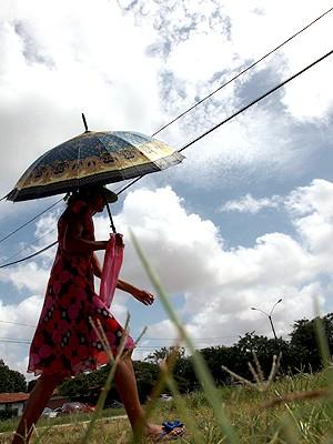 Caxias teve maior temperatura do país nessa segunda-feira (19) (Foto: Biné Morais/O Estado/Arquivo)