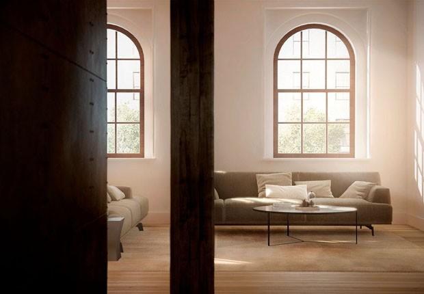 Casa Justin Timberlake (Foto: Reprodução)