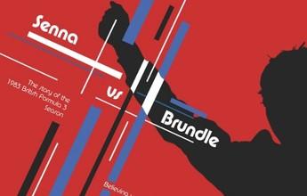 BLOG: Senna x Brundle: o filme