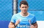 Reforçados por Giuliano, reservas do Grêmio encaram o Veraníopolis (Eduardo Deconto/GloboEsporte.com)
