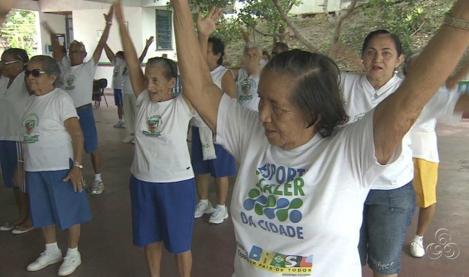 Prática de exercício físico faz bem à saúde (Foto: Jornal do Amazonas)