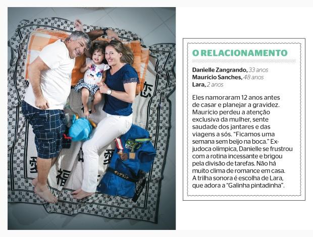 O relacionamento (Foto: Camila Fontana/ÉPOCA)