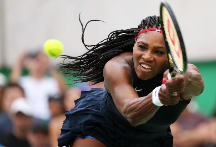 Serena Williams tênis olimpíada rio 2016 (Foto: REUTERS/Kevin Lamarque)