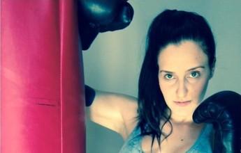Maquiadora troca remédios tarja preta por treinos de boxe e muda de vida