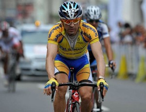Daniel Rogelim ciclista (Foto: Arquivo Pessoal)