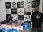 Idoso é preso em flagrante por exploração sexual de menor no RS