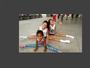 Alunas e mães aprovam aulas de  ginástica rítmica em Quebrangulo