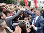Magnata ucraniano deve vencer eleição presidencial, mostra pesquisa