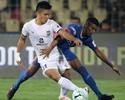 Goleiro do FC Goa brilha e garante empate com o Mumbai City de Forlán