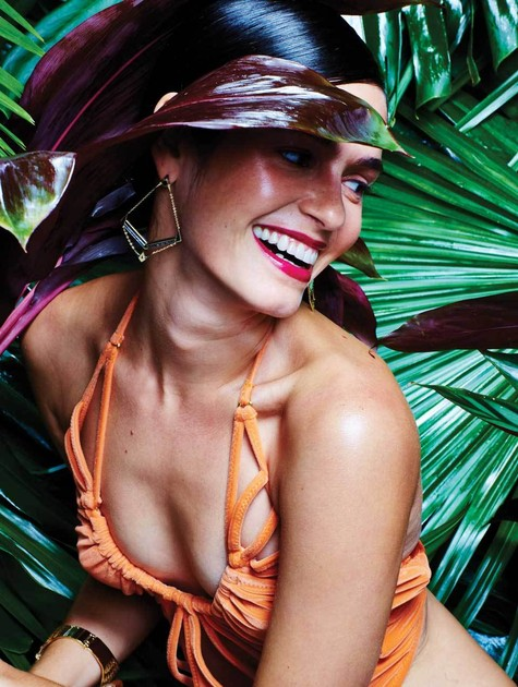 Maria Flor (Foto: Rogério Mesquita / TOP Magazine)