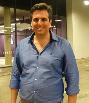 Bruno Vicintin vice presidente de futebol do Cruzeiro (Foto: Gabriel Duarte)