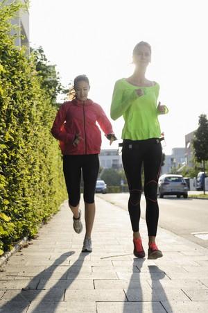 mulheres correndo eu atleta (Foto: Getty Images)