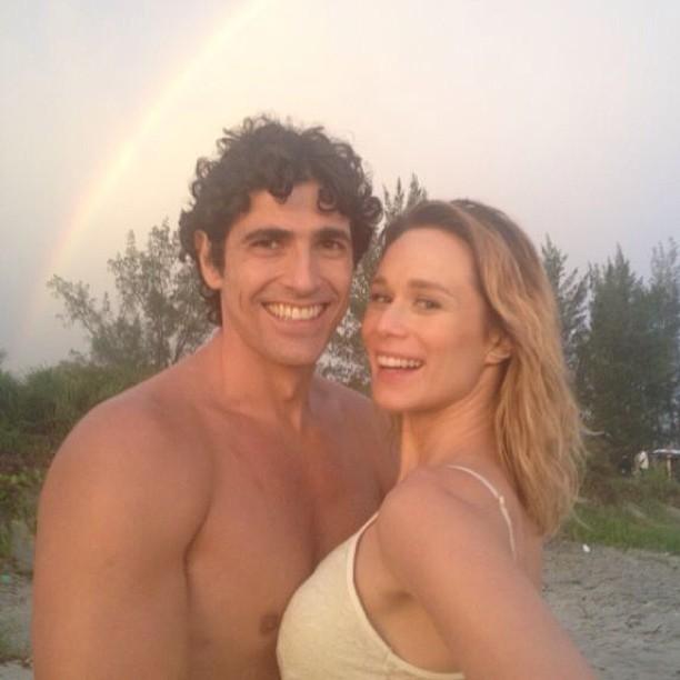 Gianecchini e Mariana Ximenes (Foto: Reprodução Instagram)