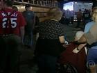 Fábrica destruída no Texas ainda corre risco de explosões, diz polícia