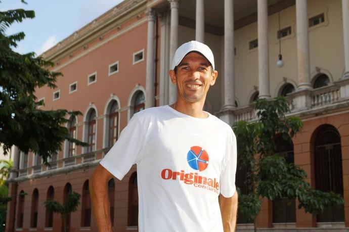 Fabiano Gomes, corredor paraense (Foto: Divulgação)