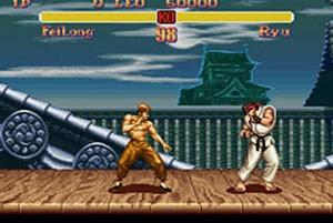 'Super Street Fighter II' do Mega Drive chega ao Wii com função on-line (Foto: Divulgação)