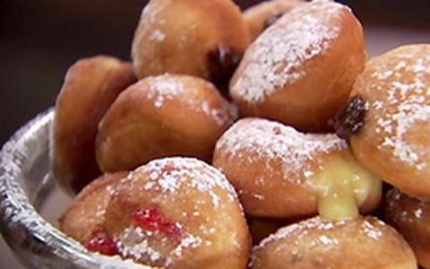 Donuts recheados