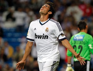 Kaká gol Real Madrid (Foto: AP)