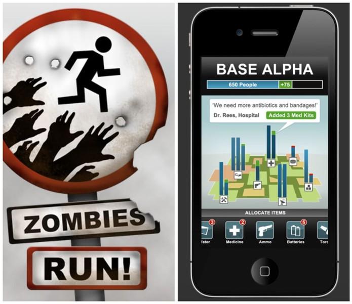 Zombies, Run (Foto: Divulgação/Zombie Link)