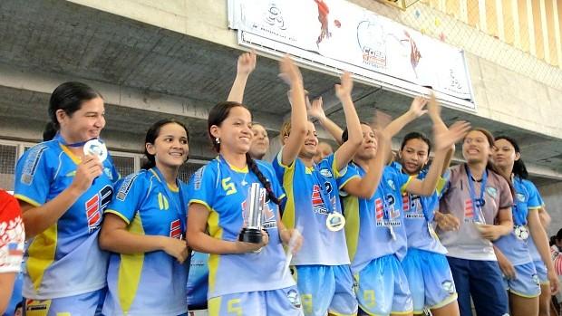 Ninho de Águias, Copa TV Amazonas de Futsal (Foto: Divulgação)