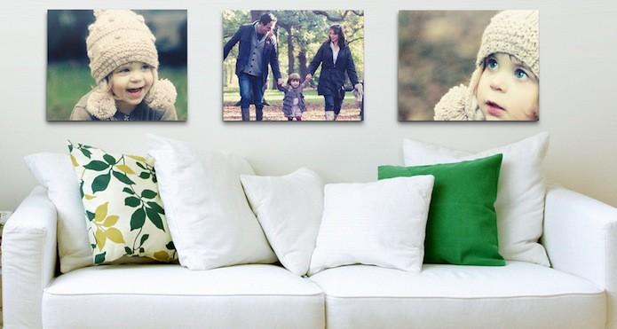 Usuário poderá pendurar suas melhores fotos na sala de estar (Reprodução/Flickr)
