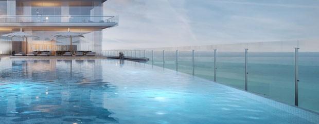 Aston Martin projeta edifício faraônico no centro de Miami (Foto: Divulgação)