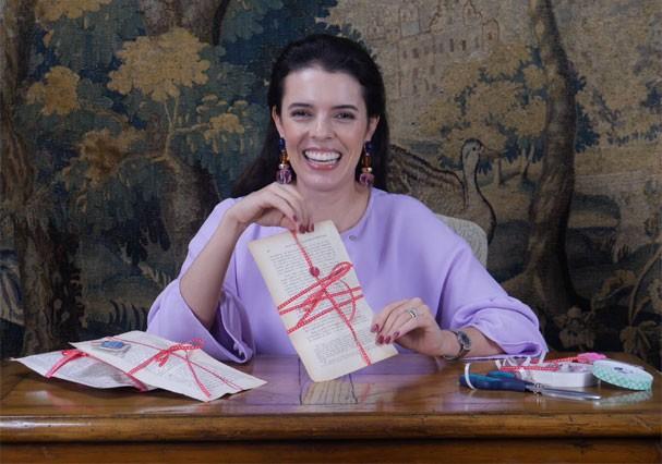 A blogueira Lucila Turqueto (Foto: Glamour)